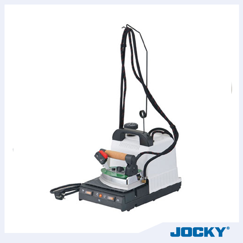 JK-9000 Electric steam bolier with seam iron