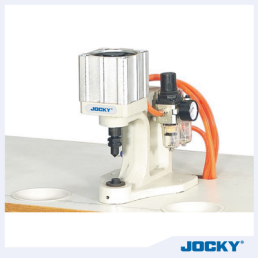 JK-Q1 1 puncher pneumatic snap attaching machine